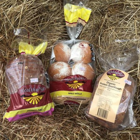 Healthybake Organic Breads