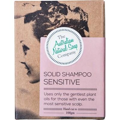 Solid Shampoo Bar Sensitive Scalp 100g